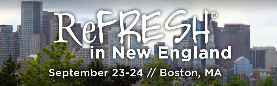 ReFRESH Web Slide Boston